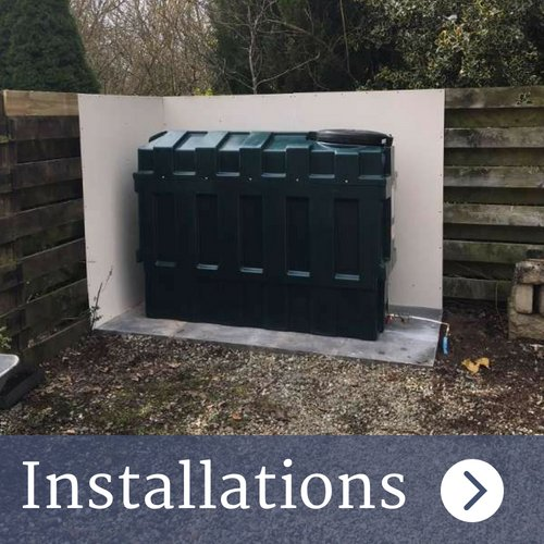 Oil Tank Installations | Angus, Dundee, Aberdeen & Perth