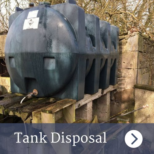 Oil Tank Removals & Disposals | Angus Oil Tank Solutions Scotland