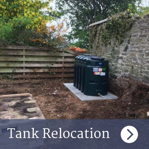 Oil Tank Relocation | Domestic Oil Tank Solutions Scotland